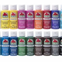 Apple Barrel Acrylic Paint Set, 18 Piece